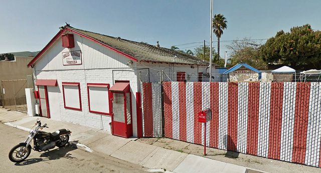 Hells Angels - Ventura Clubhouse, no longer    have visited