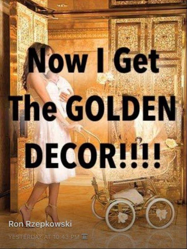 Everything GOLDEN!!