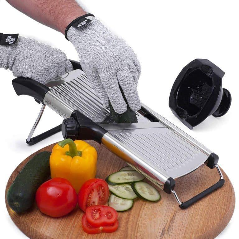 Top 10 Best Mandoline Slicers In 2020 Vegetable Slicer Food