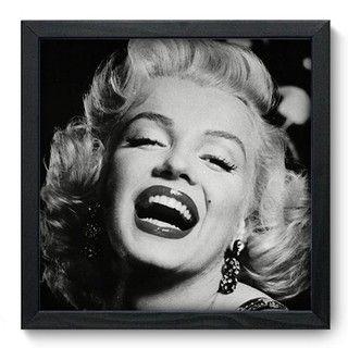 Quadro Decorativo - Marilyn Monroe - 022qdh | quadros sala | Pinterest