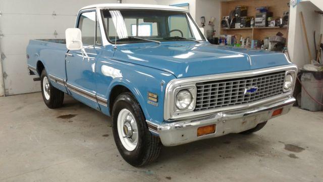 1972 chevrolet c20 truck