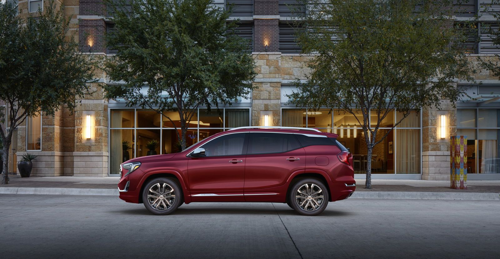Prices For 2018 GMC Terrain Are Out The allnew 2018 GMC