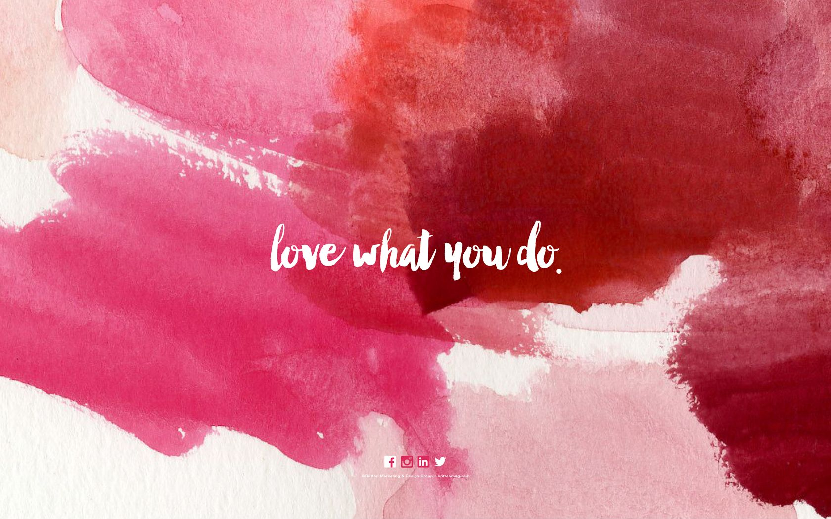 Love What You Do Computer Wallpaper Desktop Wallpapers Laptop