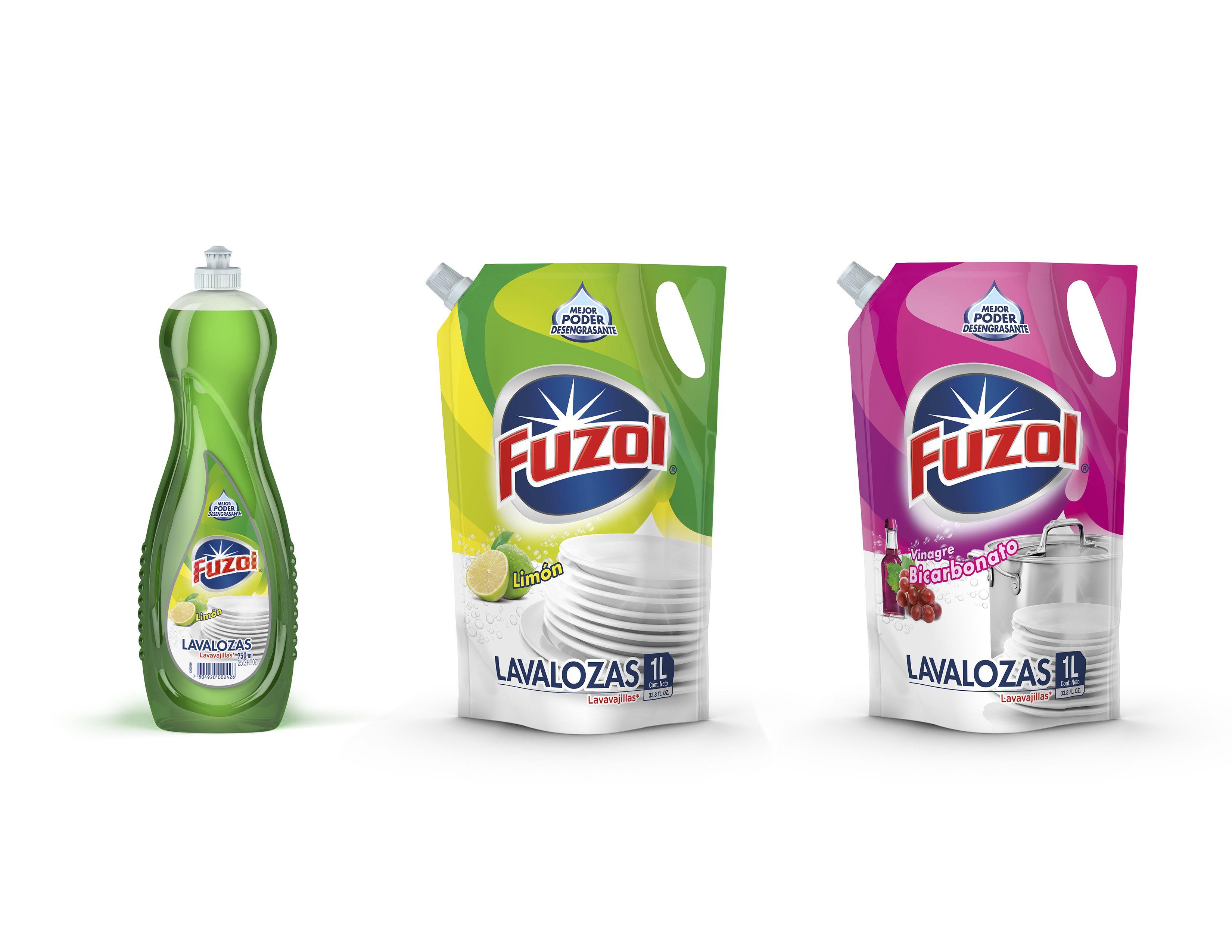 FUZOL  packaging   branding   Chile   home   by Packaging Brands