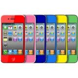 IPHONE 4 COLOR CONVERSION KIT (HIGH QUALITY)