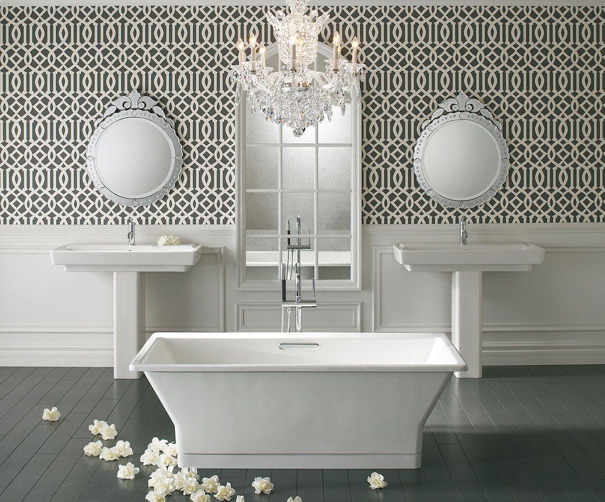 baignoire jacob delafon blissful baths pinterest. Black Bedroom Furniture Sets. Home Design Ideas