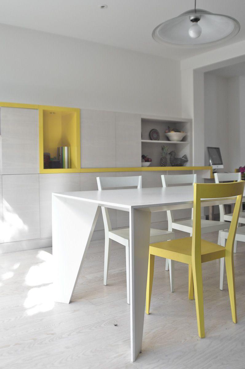 Corian Dining Table Mesa De Jantar