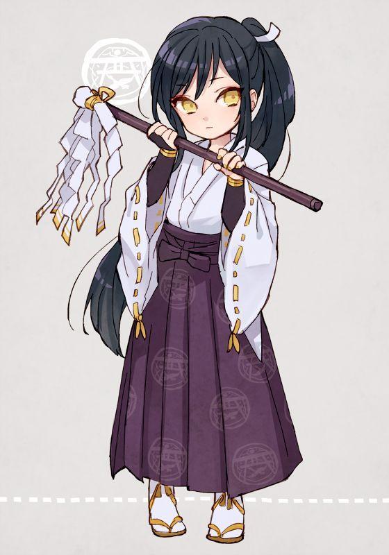Anime Characters Kimono : Anime girl girls pinterest and