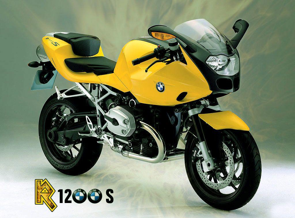New Stylish Yellow Bmw R 1150 R Rockster Hd Wallpaper Wallpaper