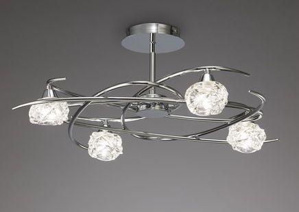 lamparas - Buscar con Google Lamparas,candelabros,botellas para - lamparas de techo modernas