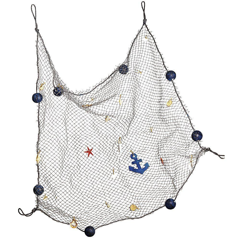 fischernetz 100 x 80 cm kids drawstring backpack backpacks und bags. Black Bedroom Furniture Sets. Home Design Ideas