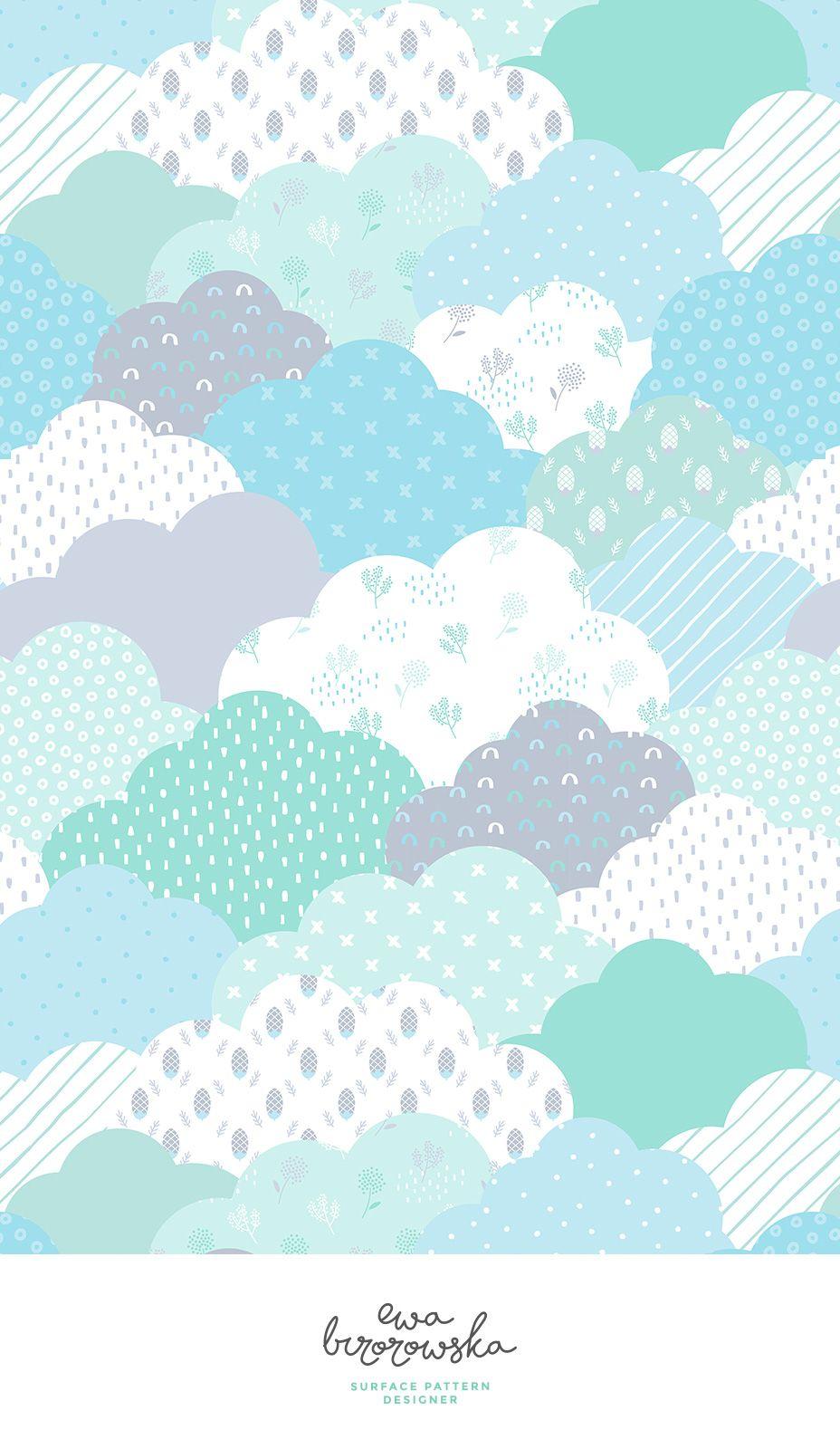 Ewa Brzozowska - Surface Pattern Designer