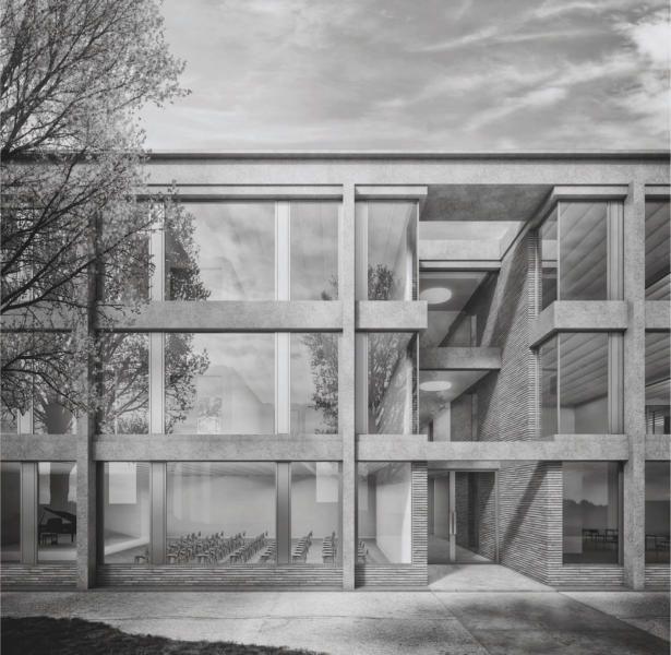 9.Rang, 9.Preis: Kosmos von Büro Konstrukt Architekten (Visualisierung: Projektverfassende)