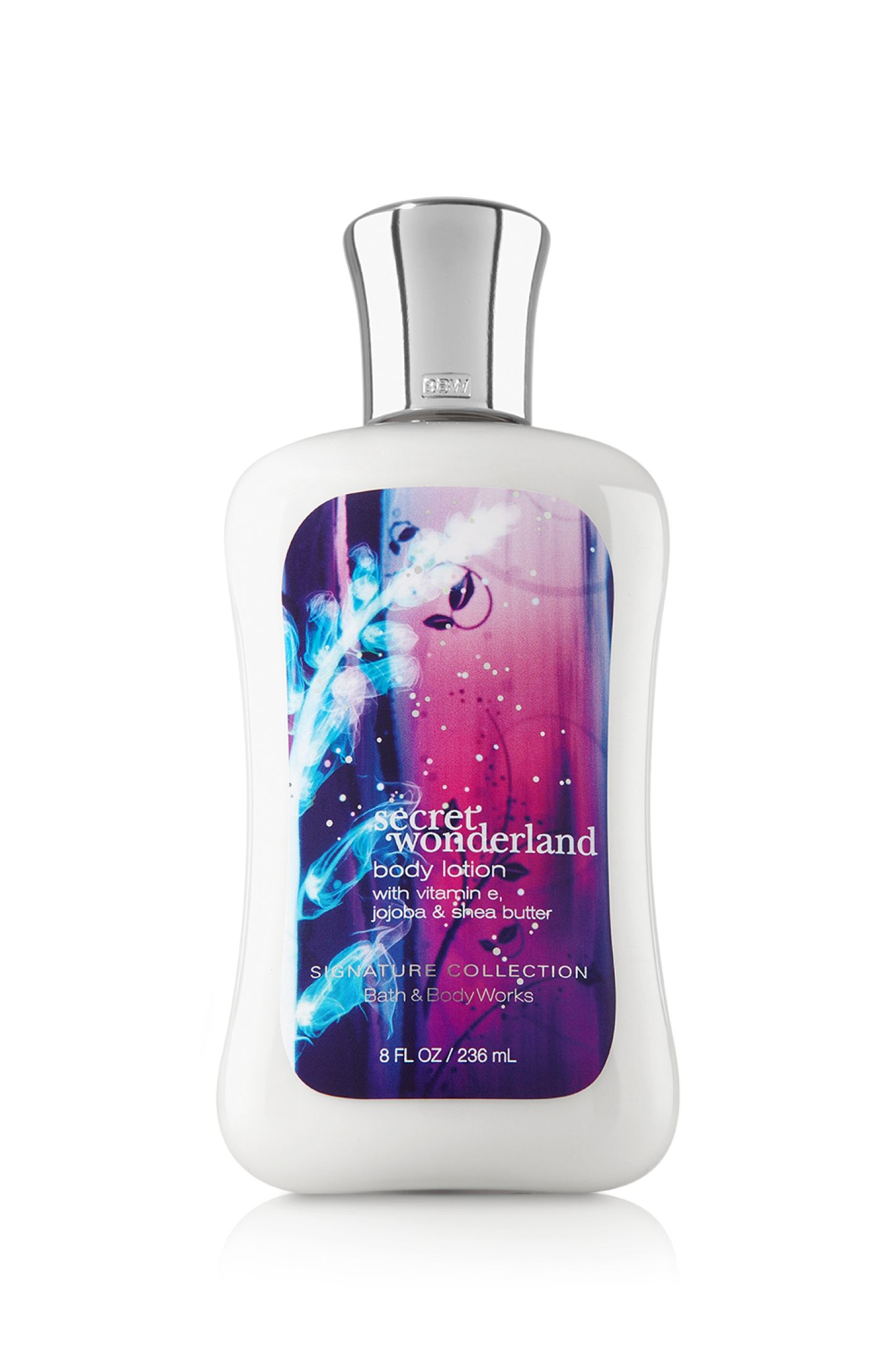 Secret Wonderland Body Lotion Signature Collection Bath