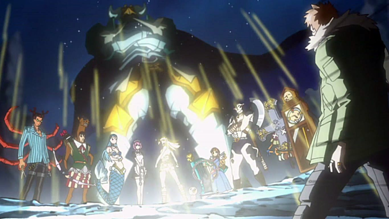 celestial spirit's multiple summoning by lucy | fairy tail <3