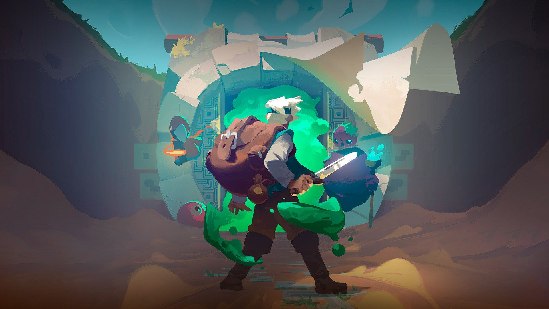 Epic Games Store's Next Two Free Games Are Moonlighter and
