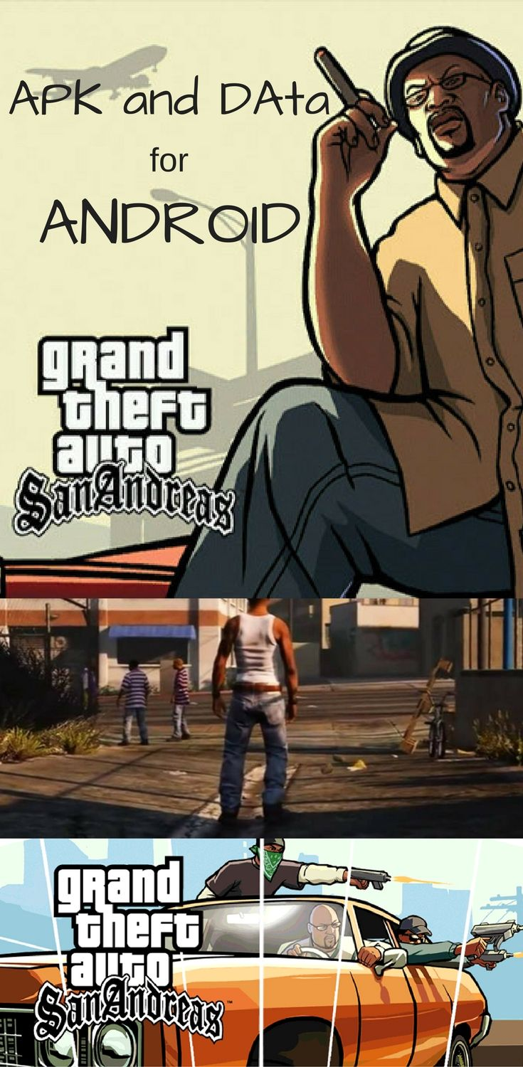 download gta san andreas apk+data for pc