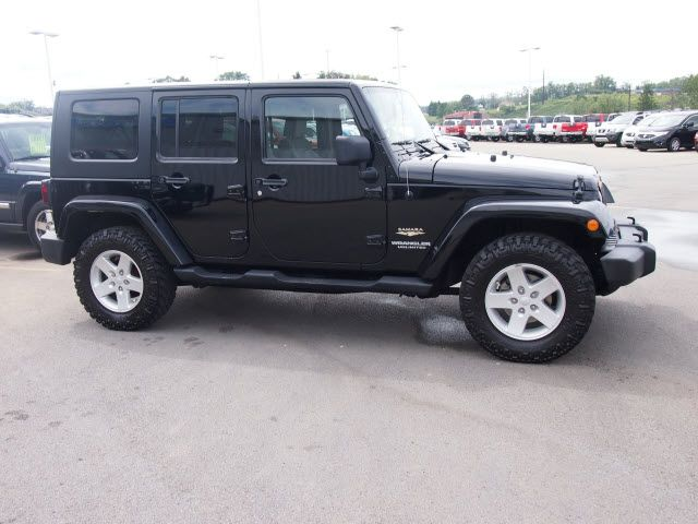 Used 2007 Jeep Wrangler Unlimited For Sale Uniontown Pa 2007
