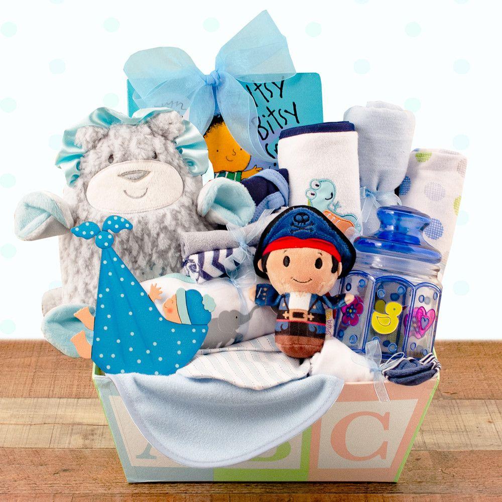 Pin on Baby Boy Gift Basket