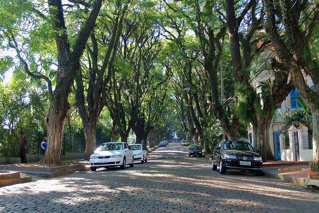 As ruas mais bonitas do Brasil - POA 2