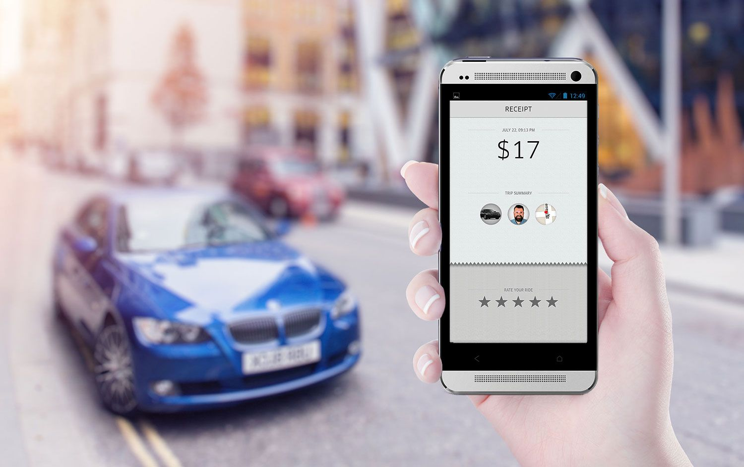 Uber launches new car rental scheme to attract more