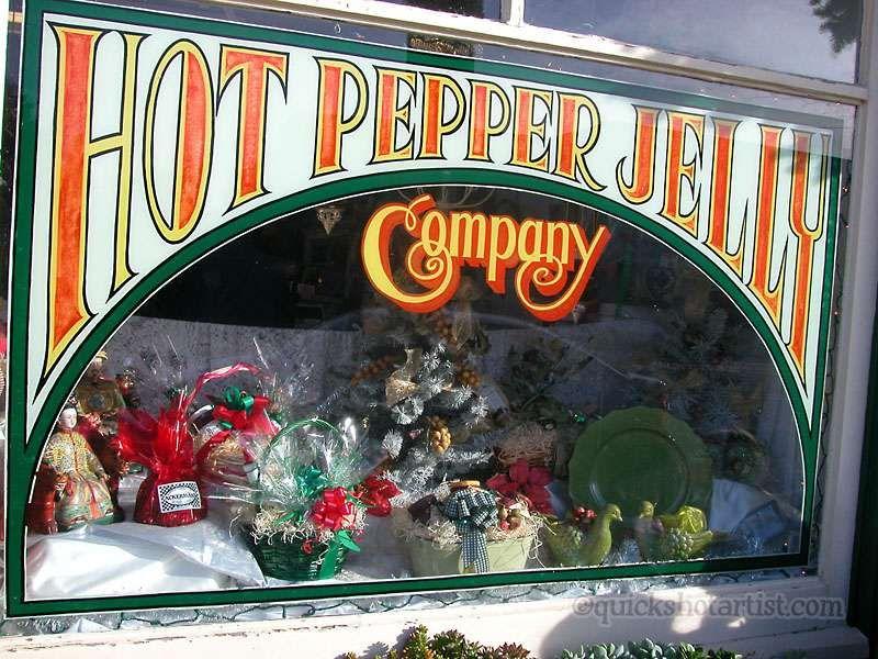 Hot pepper jelly company fort bragg california hot