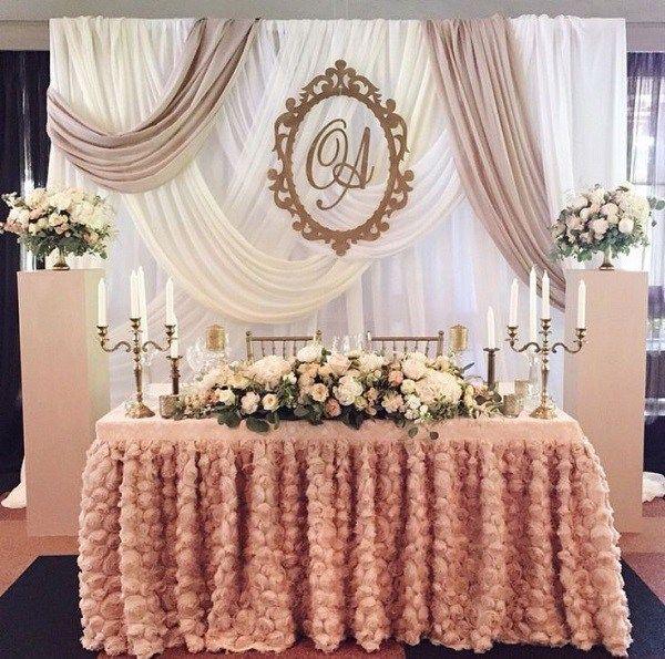 Wedding Nikah Simple Backdrop Decoration Muslim: Evleneceksiniz Ve Nikah Masası Süsleme örnekleri Veya