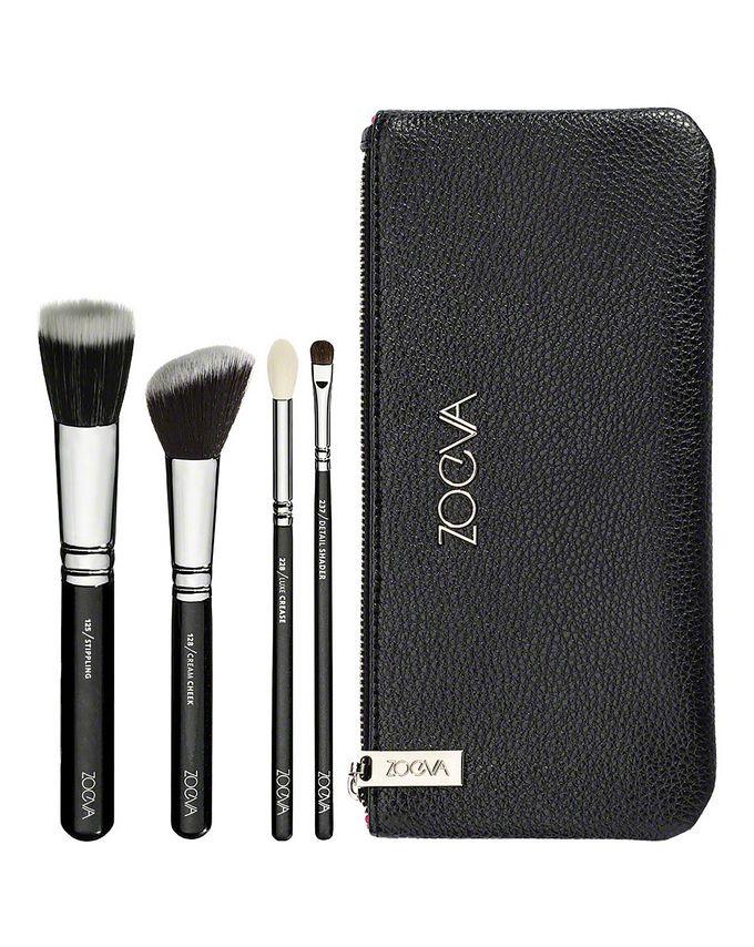 Bon Voyage Professional Brush Set by ZOEVA Makeup brush