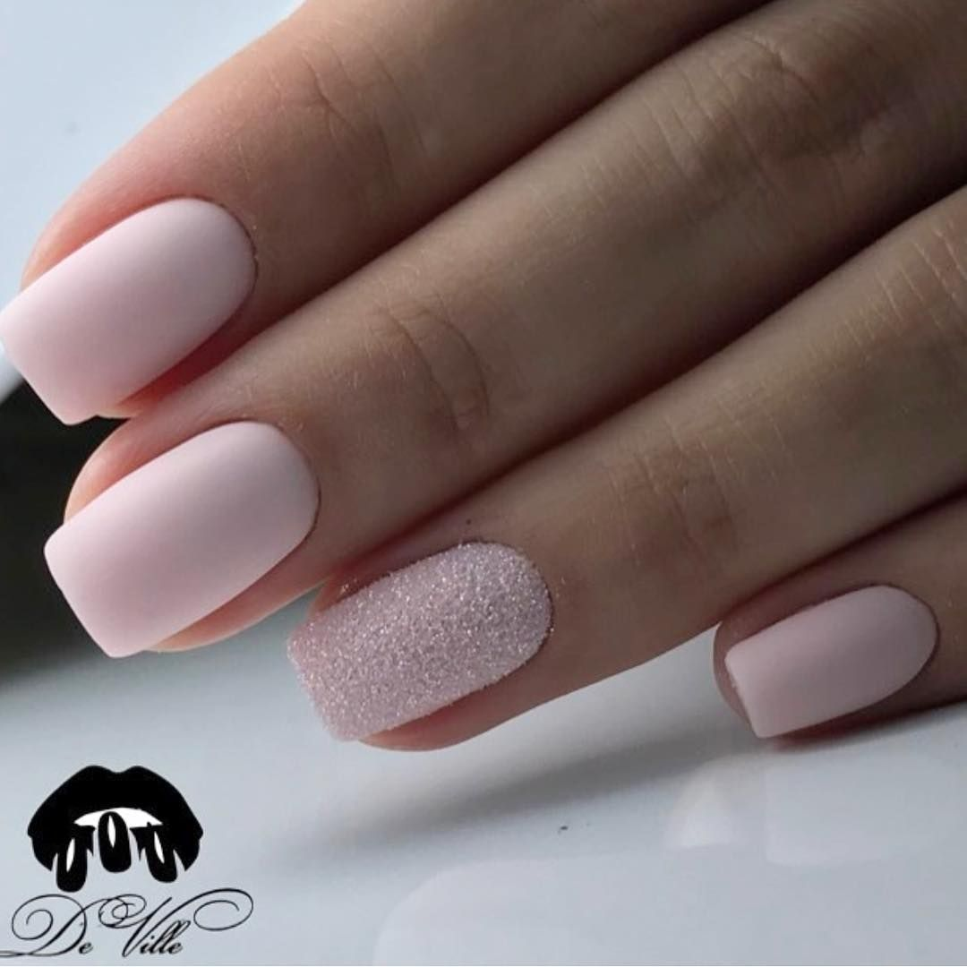 Pretty In Pink At Devillenails At Lalitacoraje
