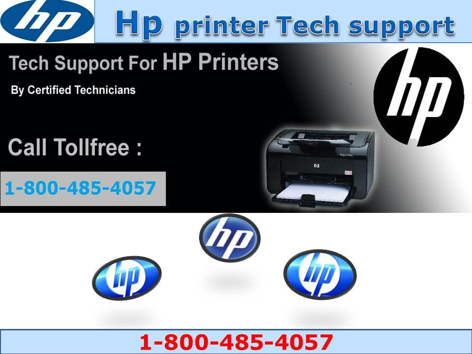 We offer our customers tailored and customized solutions for printers at our dedicated helpline number 1-800-485-4057, so that their printers are always up and running. We are among the leading providers of HP printer support services. More info visit us: http://hp-printer-tech-support-number.com  #HP #Printers #Technical #Support