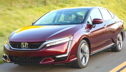 2019 Honda Clarity Fuel Cell Specs, 2019 honda clarity