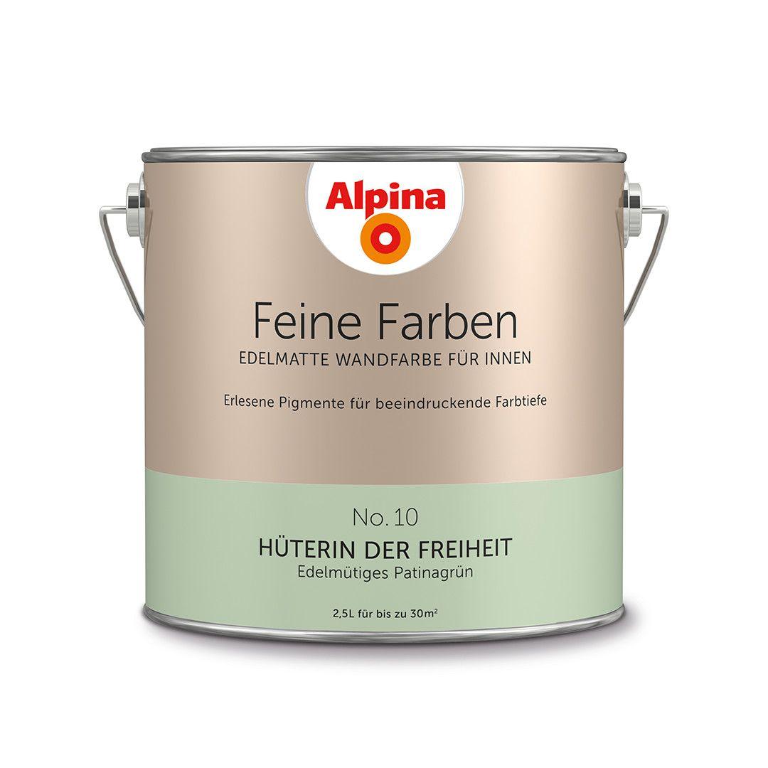 Alpina Feine Farben No. 10 U2013 Hüterin Der Freiheit. #Design #DIY #