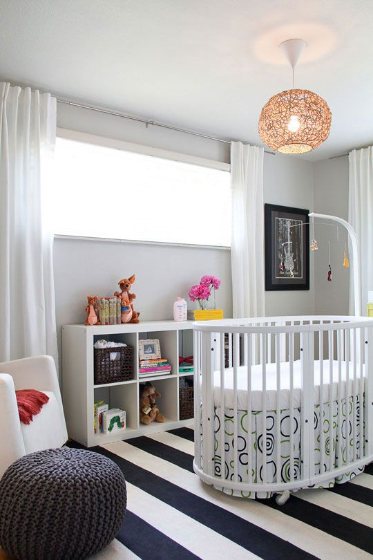 Habitaciones de bebés con cunas Stokke   Pinterest   Habitaciones de ...