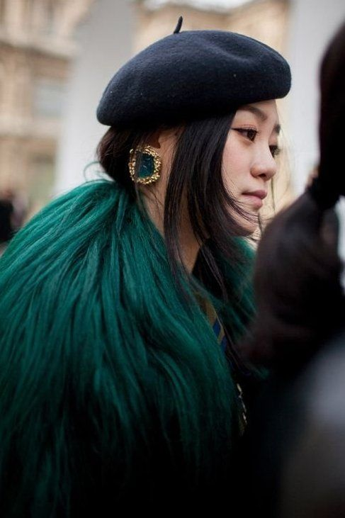 10dabffb6cc Stylish Hats For Every Fashion Girl s Winter Look. Berets are everywhere  these days.. check out our top picks
