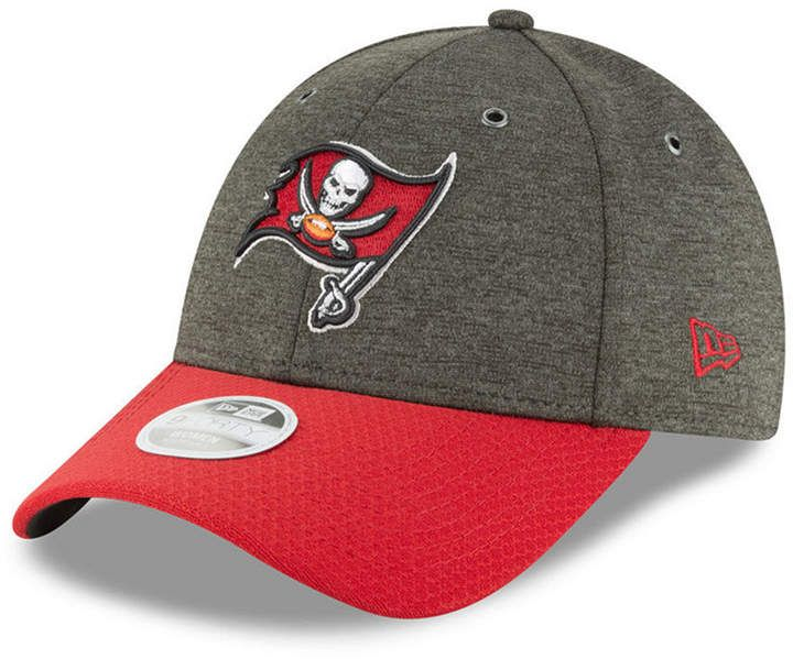 New Era Women s Tampa Bay Buccaneers On Field Sideline Home 9FORTY ... 192878c0b4f