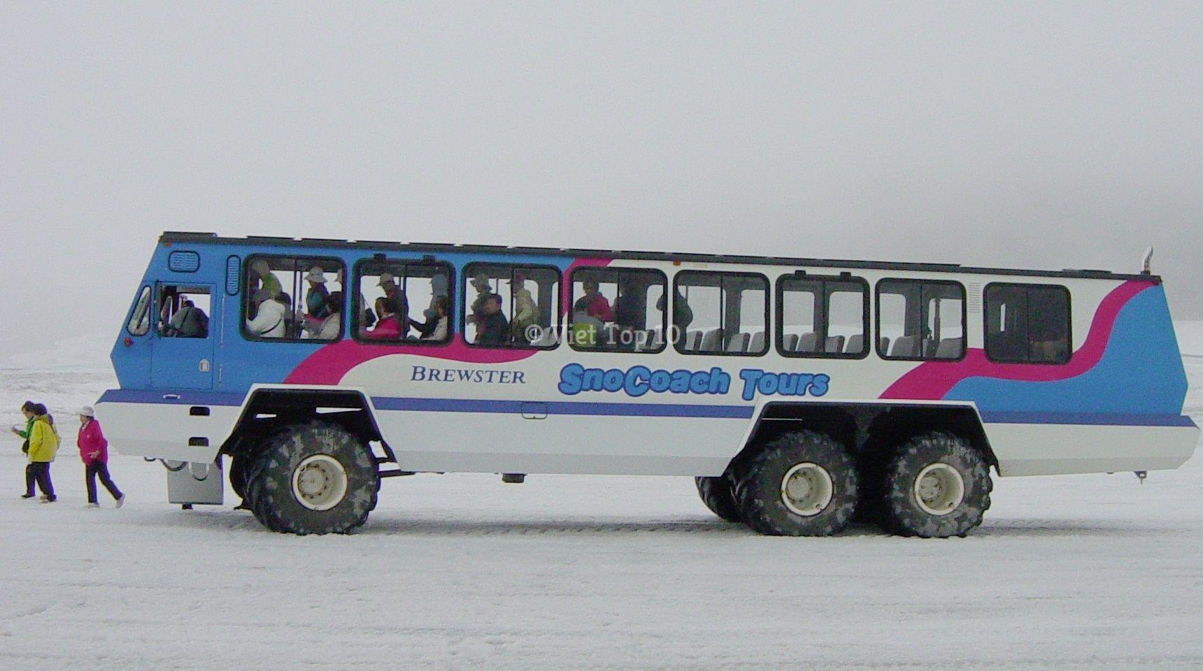 phương tiện di chuyển kỳ lạ độc đáo nhất hành tinh - việt top 10 - việt top 10 net - viettop10