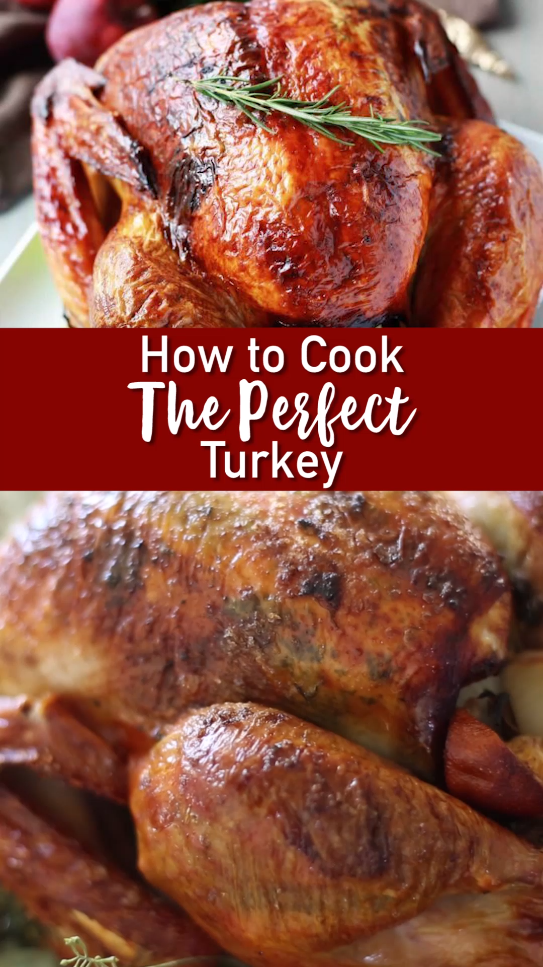 How To Cook A Perfect Turkey Recipe Cooking The Perfect Turkey