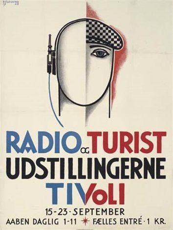 Radio og Turist ~ Thor Bogelund