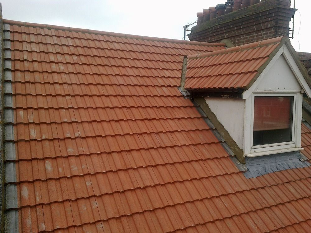 Terracotta Redland Roofing Job By Highpoint Roofing Make Your Home Design Dreams Come True Read Reviews Of 1000s Of Trusted Tradesmen Across The Uk And Get Fr