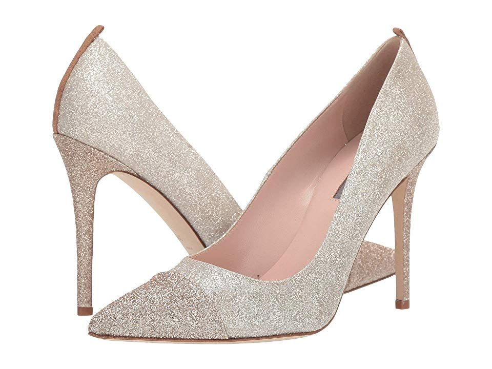 SJP by Sarah Jessica Parker Clarice Women's Shoes Champagne