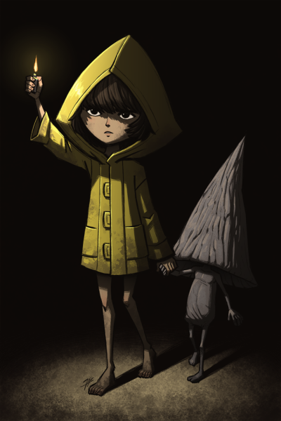 Little Nightmares The Gnomes Google Search In 2020 Little Nightmares Fanart Nightmares Art Nightmare