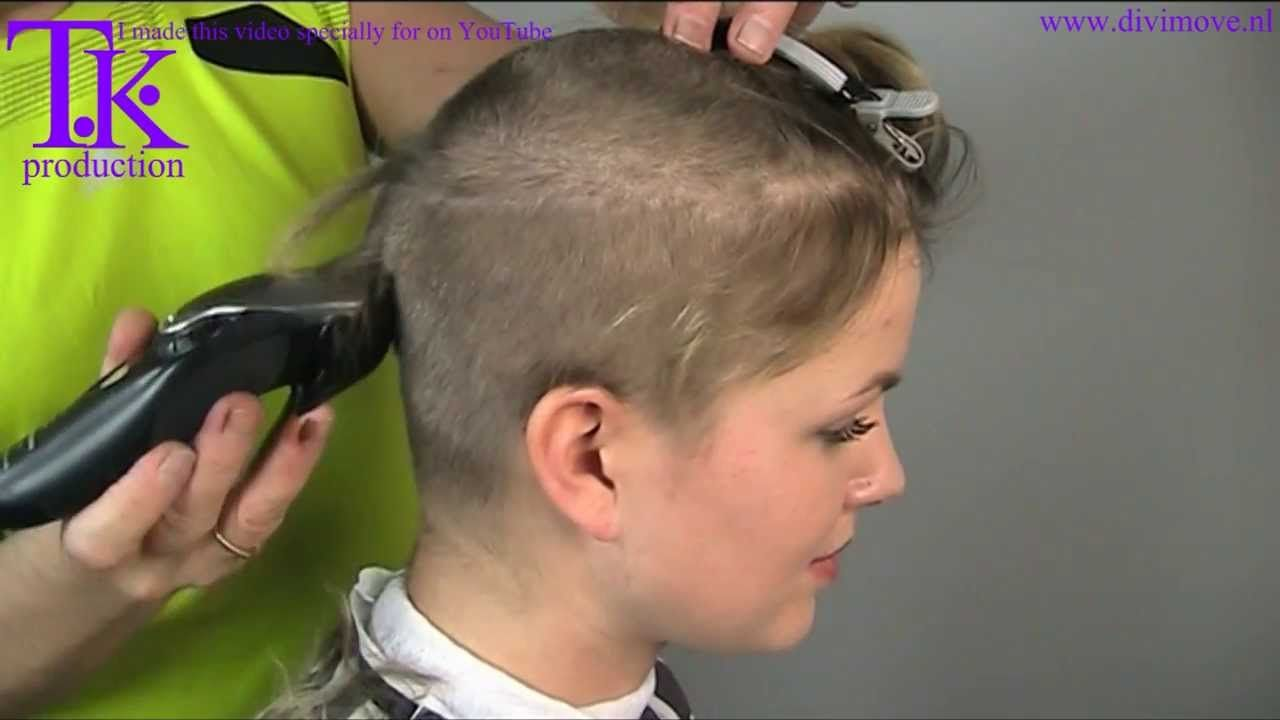I Love To Go Ultra Short Clipper Haircut Of Jacky By Theo Knoop
