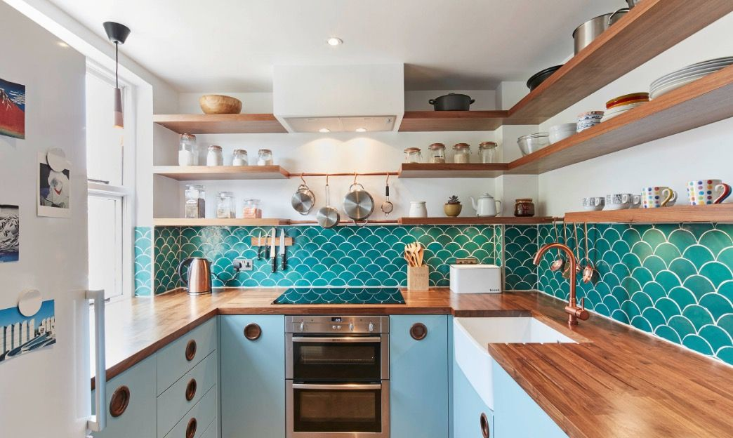 Use Our Small Kitchen Guide To Help Create A Unique Great Ideas