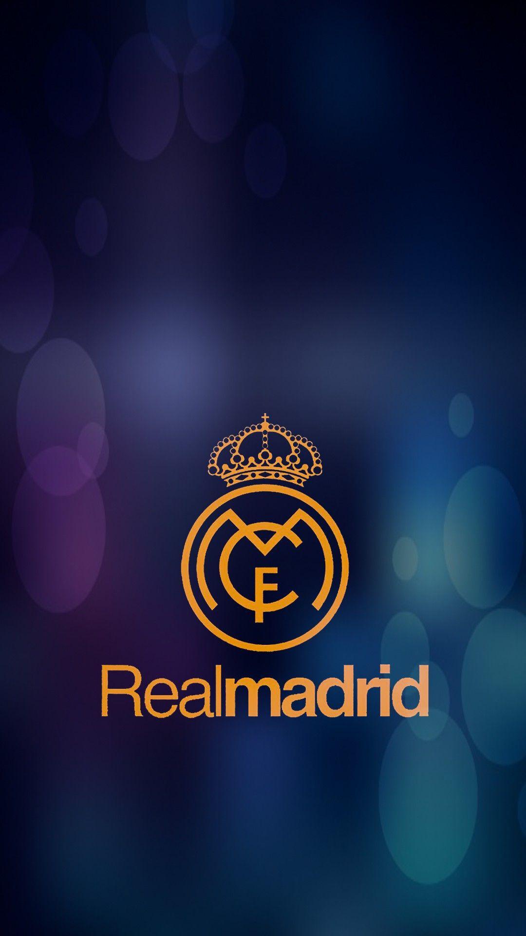 HD Real Madrid FC Wallpaper Logo 2