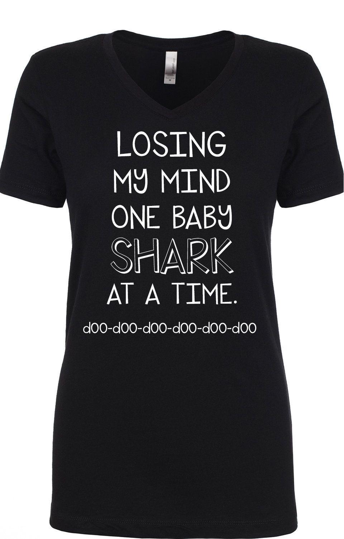Baby Shark Shirt - Baby shark song - Baby shark youtube ...