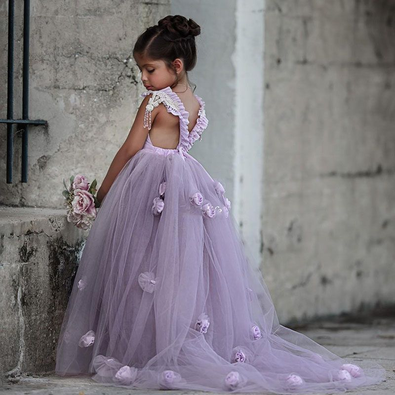 Find more flower girl dresses information about 2017 new