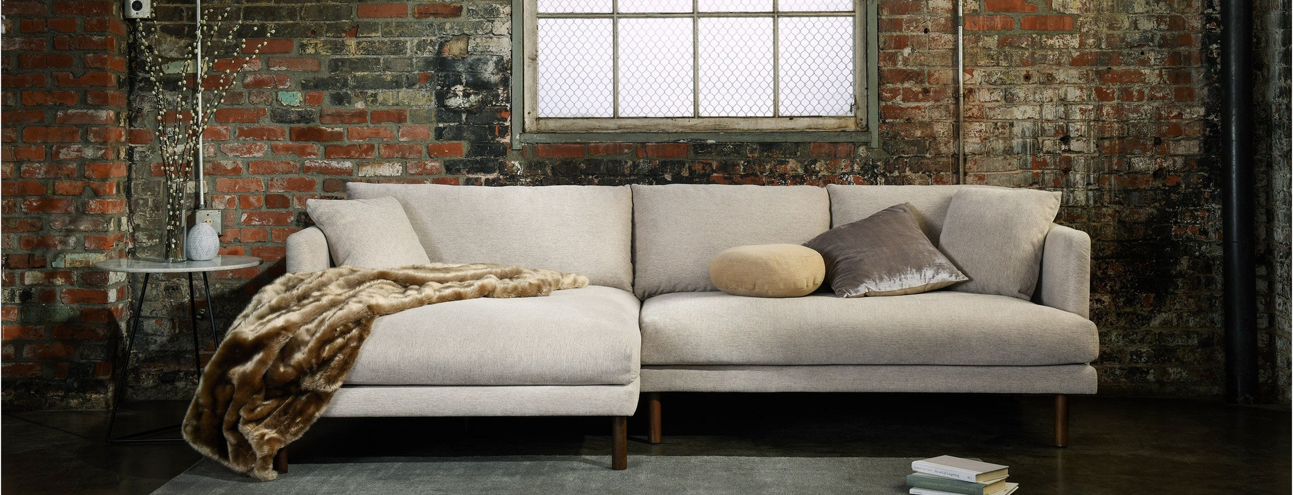 Lewis Sectional in 2019 | diy and decoration | Sofa ...