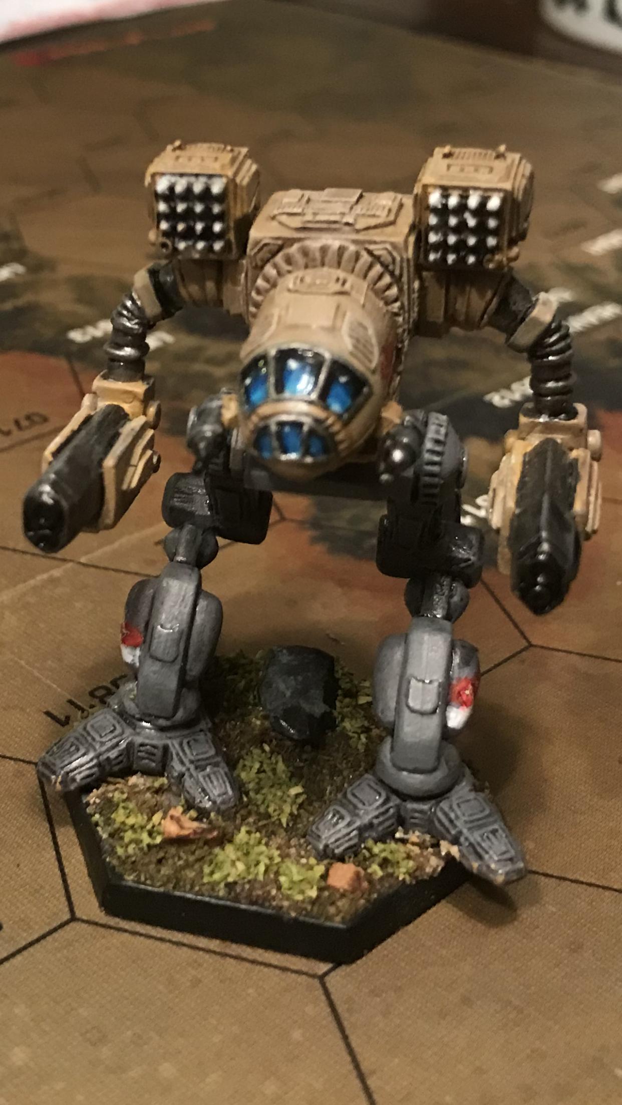 battletech timberwolf