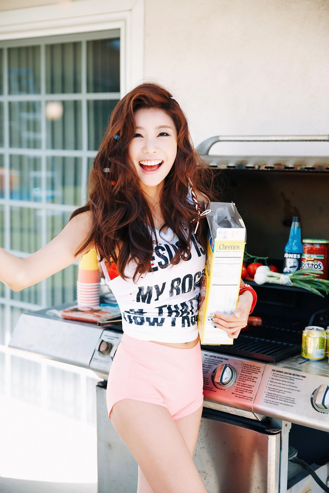 OFFICIAL] Girl's Day Sojin – Concept Photo For 'Everyday IV ...