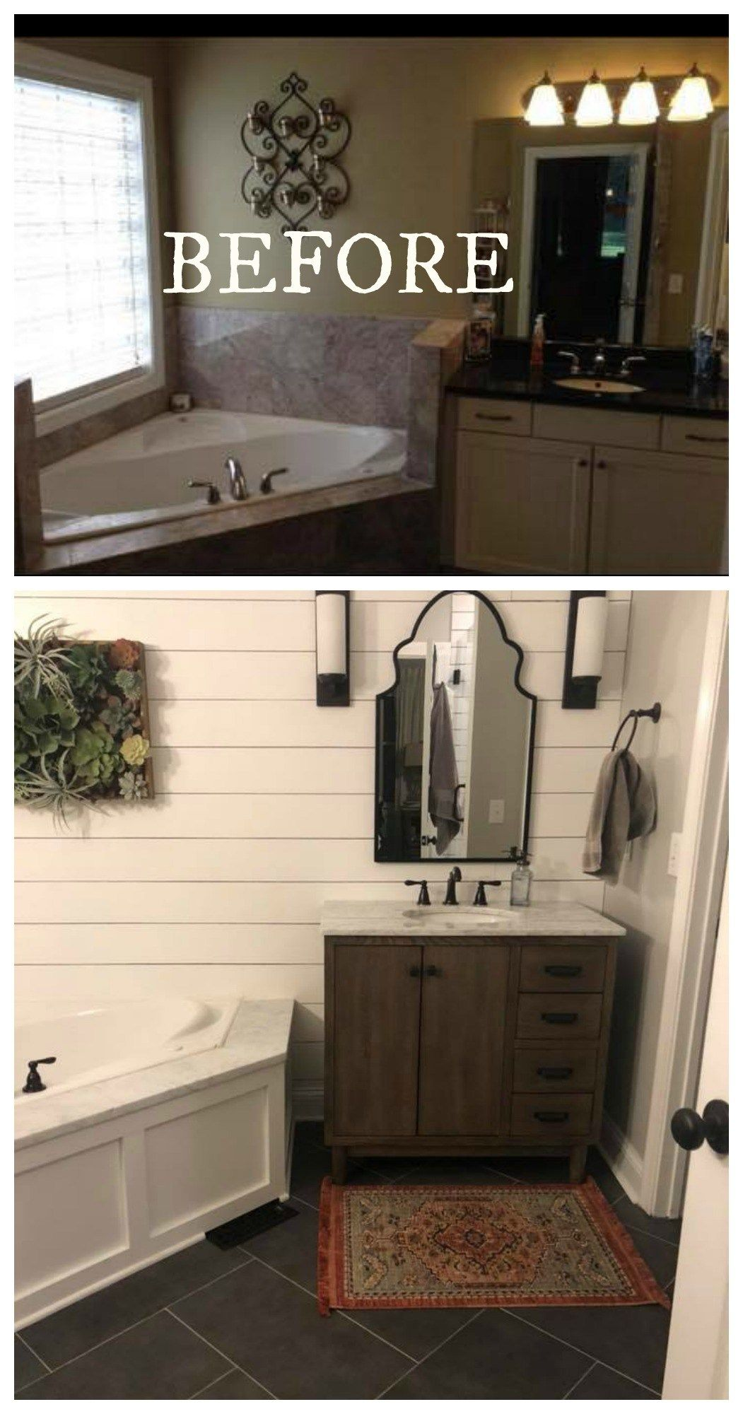 20 Bathroom Makeovers- Before and Afters images